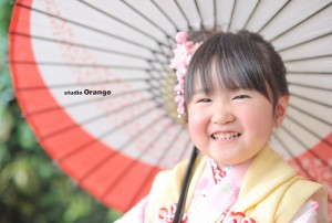 七五三 写真館 奈良市